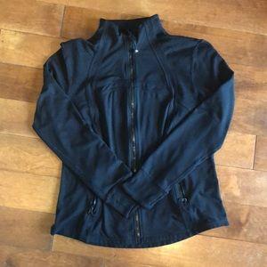 Athletic Zip-Up Jacket
